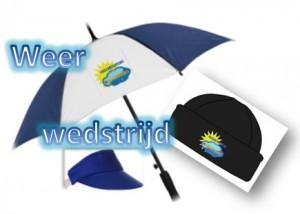 Logo weerwedstrijd
